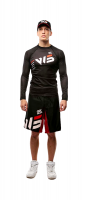 Рашгард (rash guard) 1018 Mix W5
