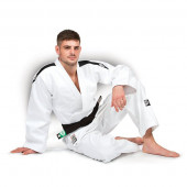 Кимоно для дзюдо Professional IJF 10387/10388 Green Hill