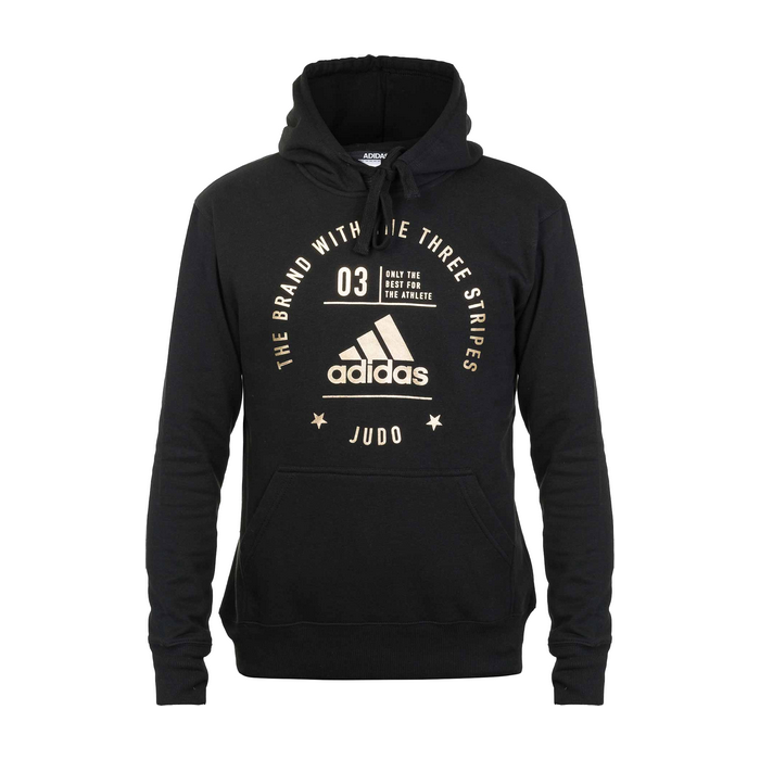 Куртка-толстовка The Brand With The Three Stripes Judo Adidas