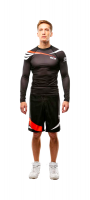 Рашгард (rash guard) 1015 Mix W5