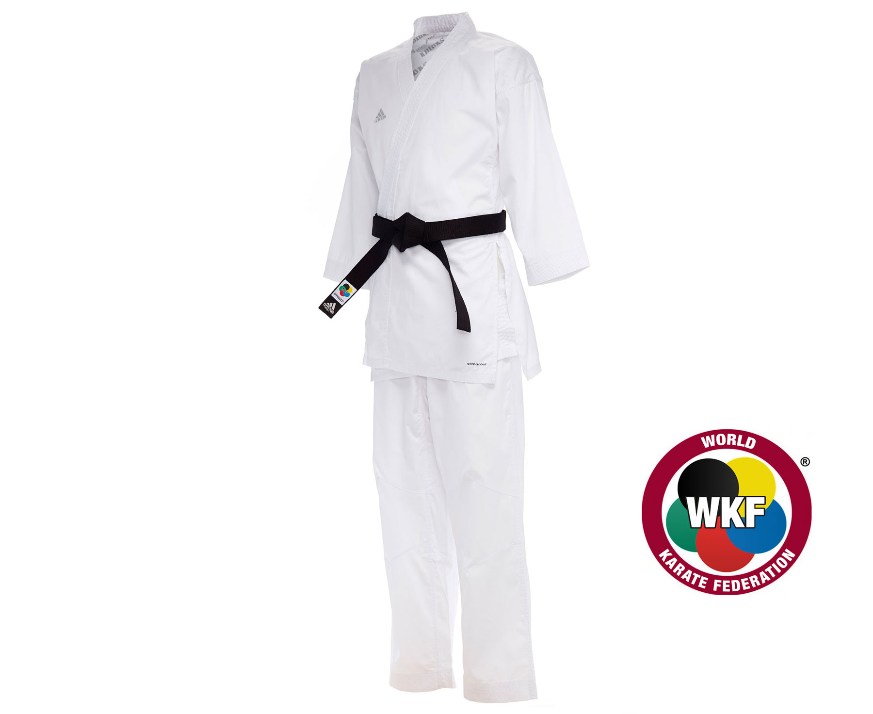 Кимоно для карате WKF Kumite Fighter K220KF Adidas