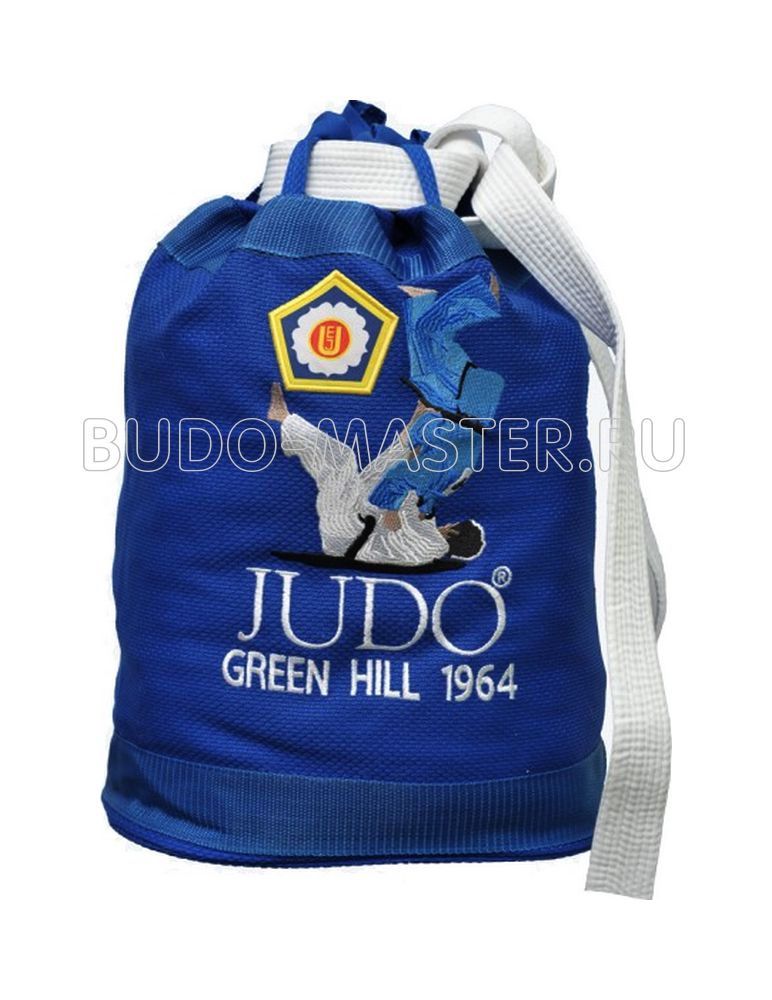 2060a0ec19dc Мешок-рюкзак Judo Ally JBA-10336 Green Hill