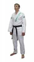 Кимоно для BJJ Gladiator Green Hill
