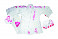 Кимоно для BJJ Women Ela 10500 Green Hill